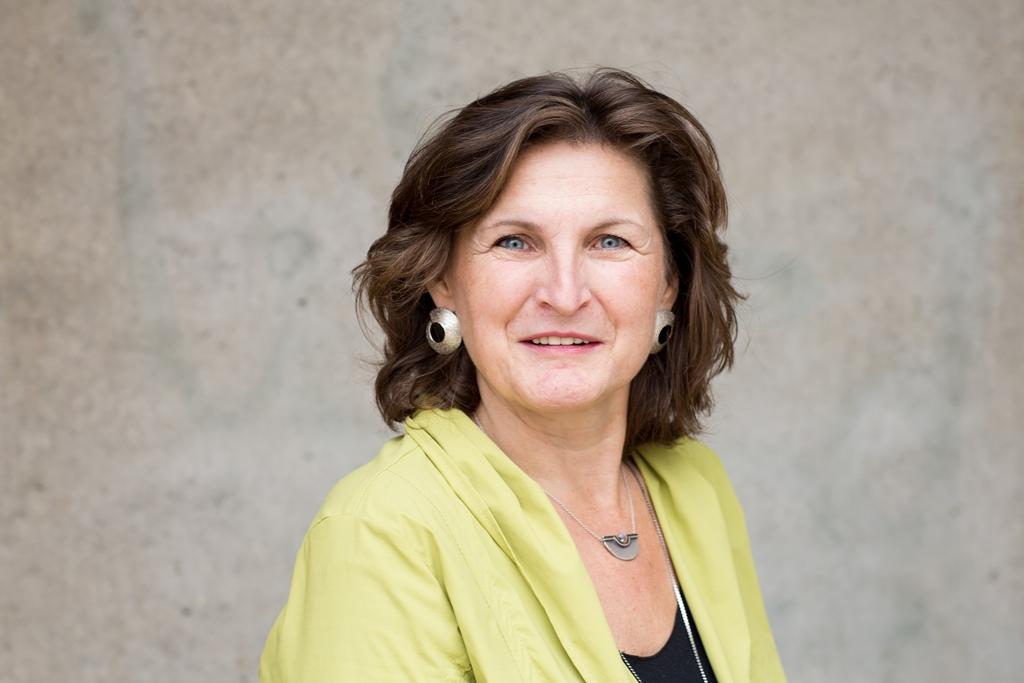 Stadträtin Pia Maria Federer