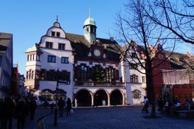 Freiburger Rathaus