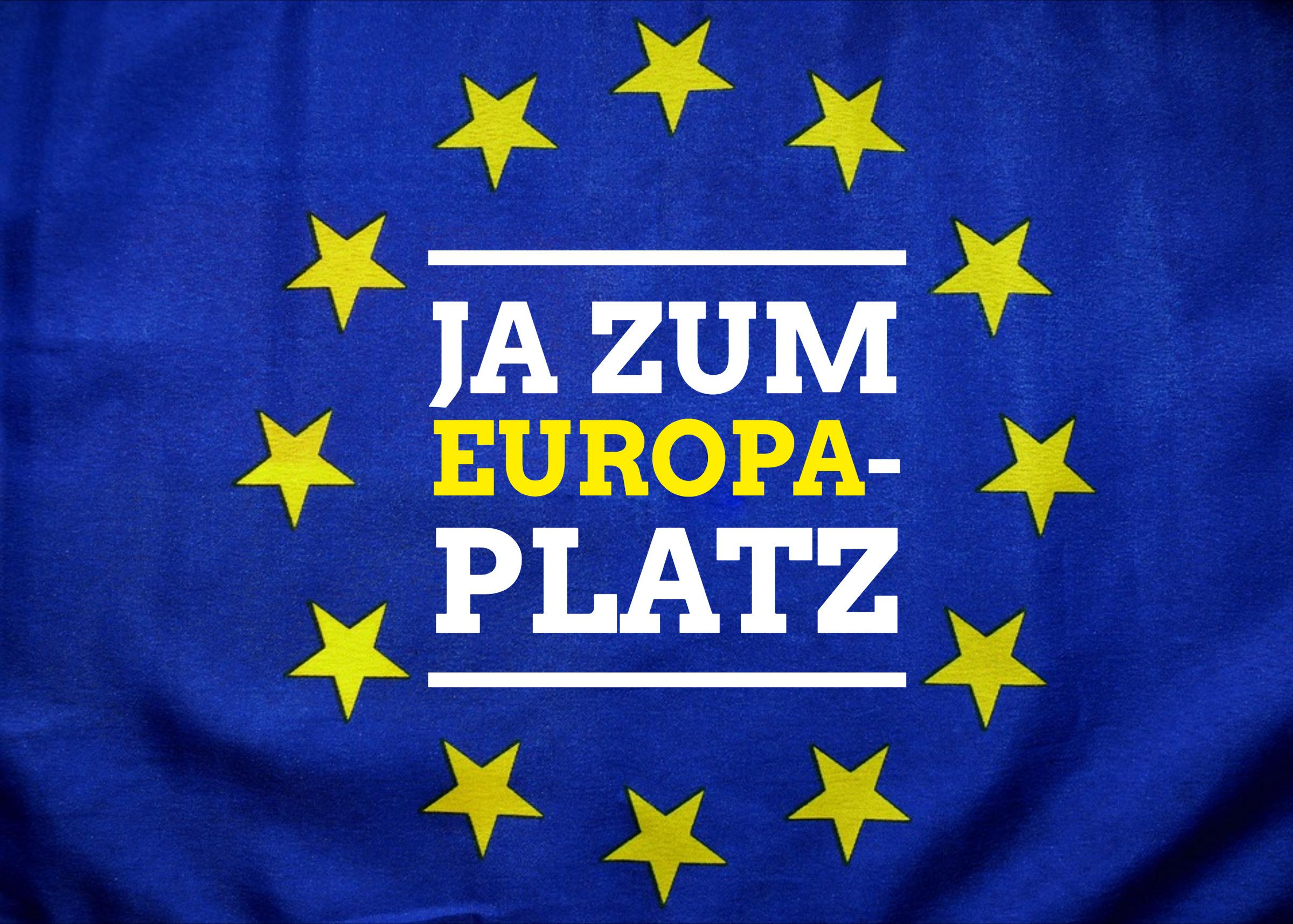 """""""Europa ist die zentrale Idee einer Überwindung nationalstaatlichen Denkens und friedlichen Zusammenlebens"""""""
