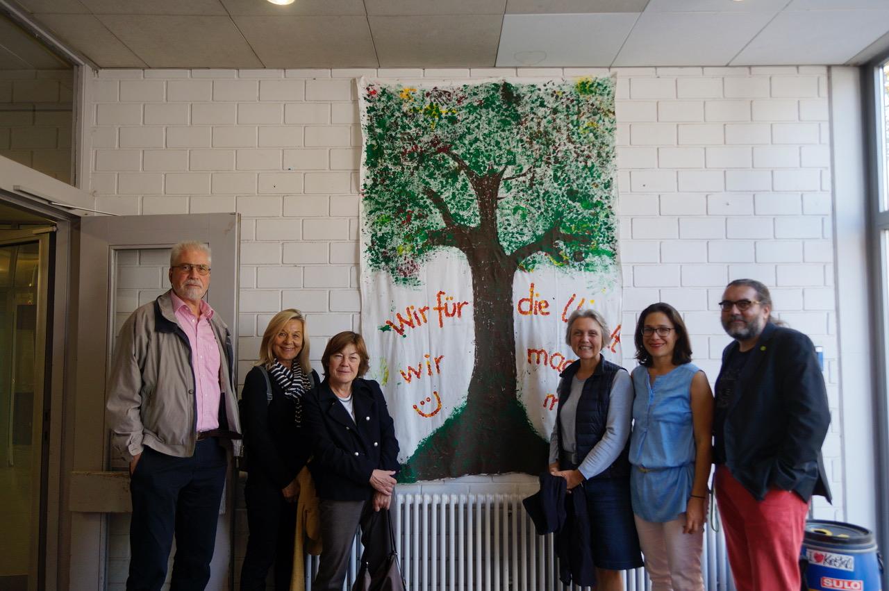 Grüne Fraktion besuchte Betzenhausen-Bischofslinde