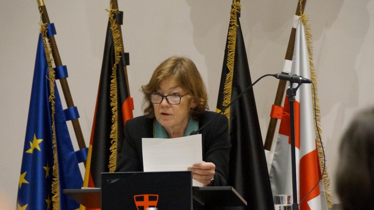 """""""Freiburg weiter voranbringen! Sozial und ökologisch!"""""""