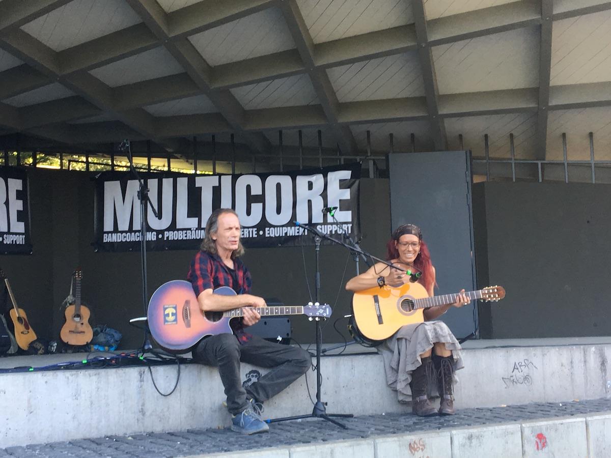 Mehr Straßenmusik ermöglichen!