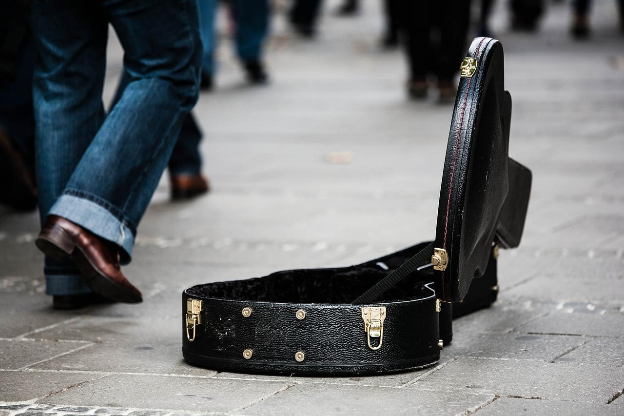 Änderungsanträge zu Straßenmusik & Straßenkunst