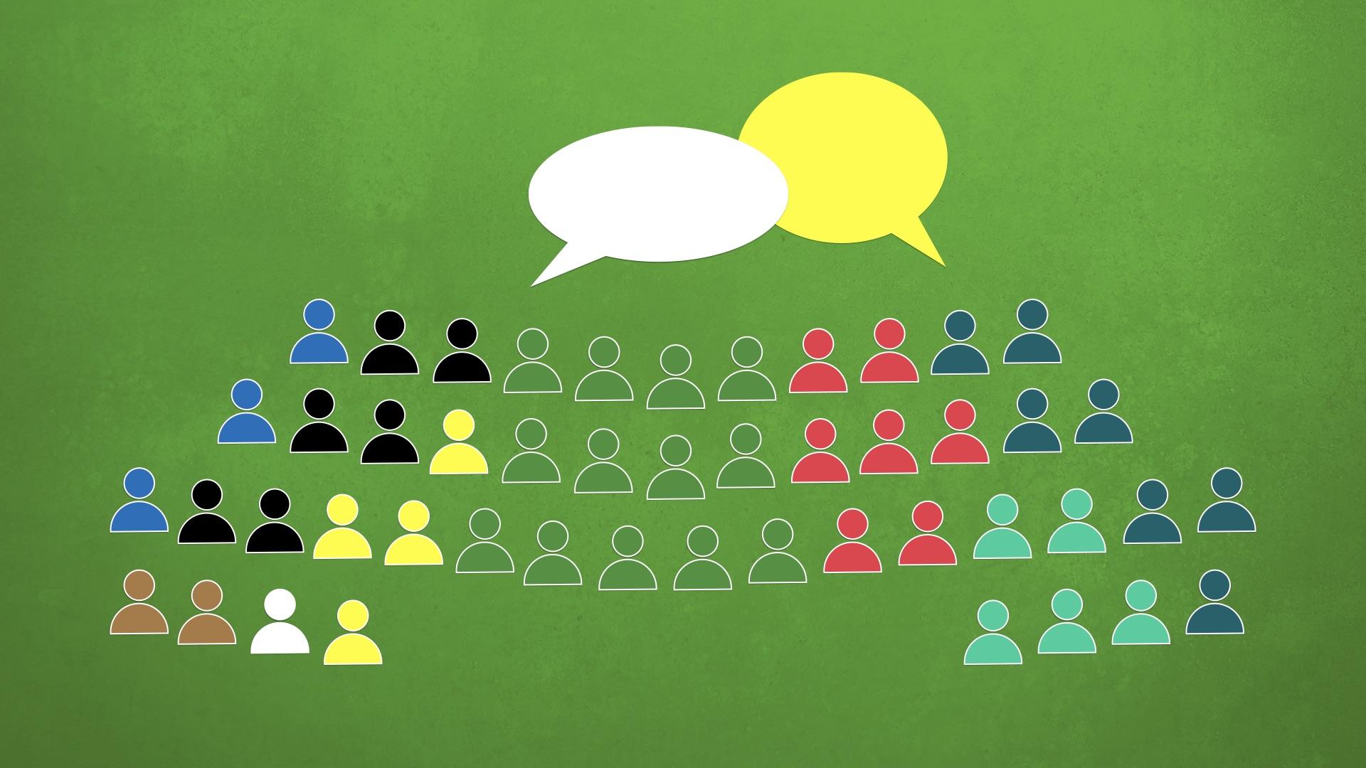 Politik braucht die öffentliche Debatte