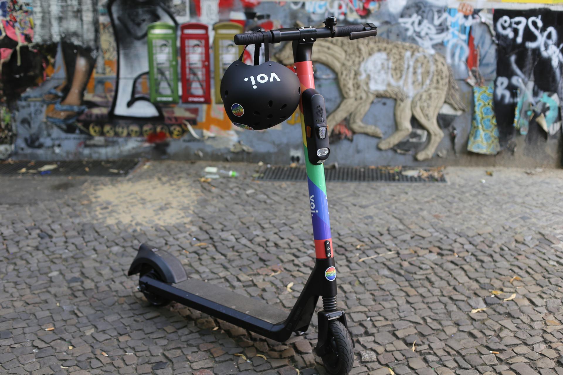 Umgang der Stadt Freiburg mit Sharinganbietern für E-Tretroller