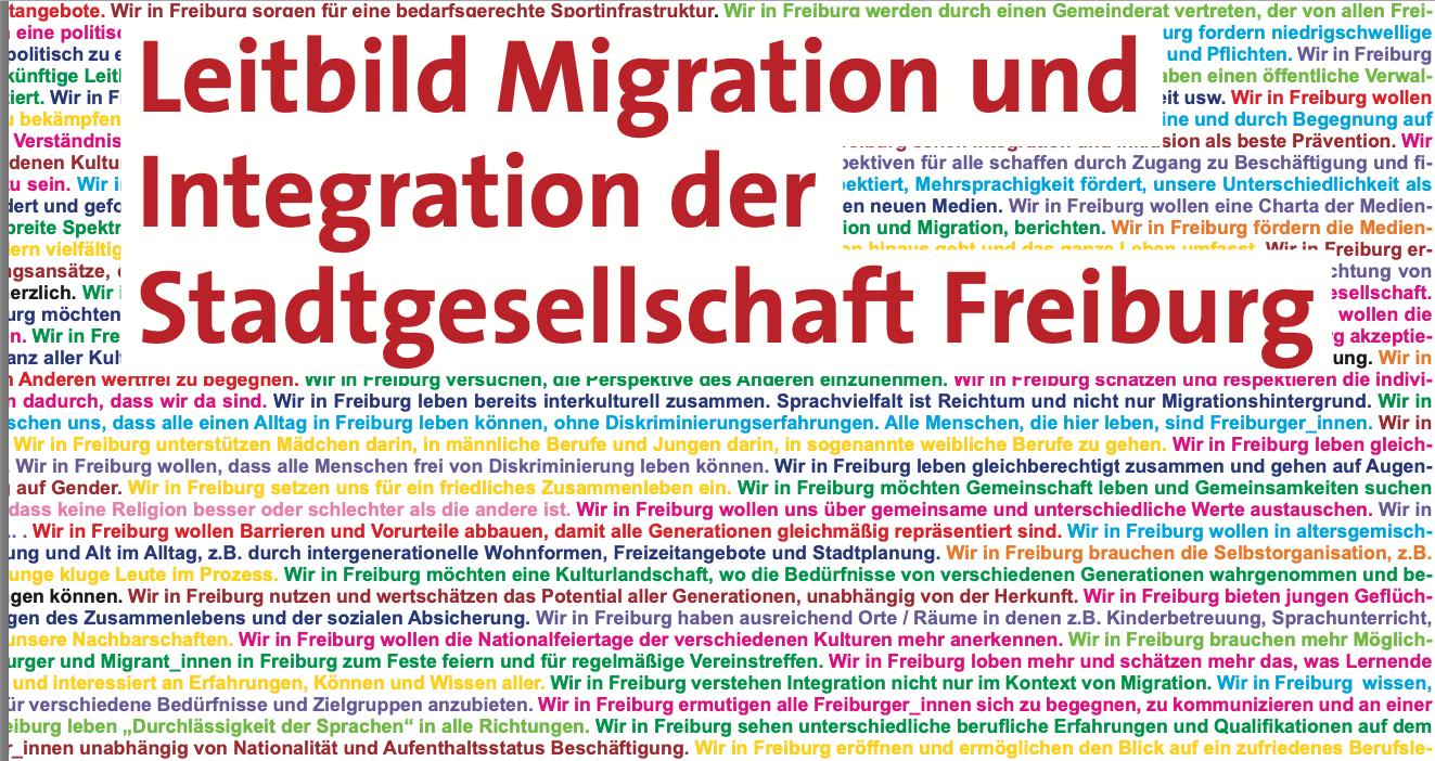 """""""Migration ist der Normalzustand. Integration ist eine Daueraufgabe"""""""