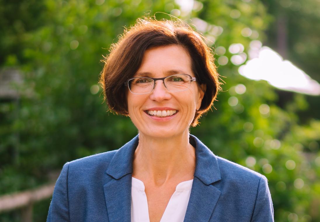 Wir schlagen Christine Buchheit als Bildung- und Umweltbürgermeisterin vor